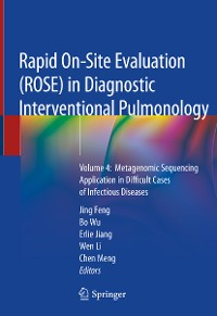 Cover Rapid On-Site Evaluation (ROSE) in Diagnostic Interventional Pulmonology