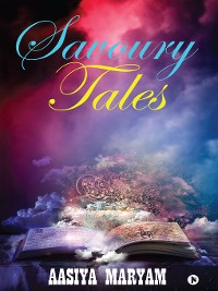 Cover Savoury Tales