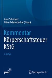 Cover Kommentar Körperschaftsteuer KStG