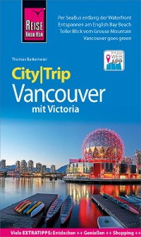Cover Reise Know-How CityTrip Vancouver