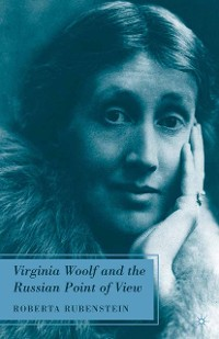 Cover Virginia Woolf and the Russian Point of View