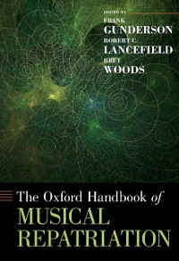 Cover Oxford Handbook of Musical Repatriation