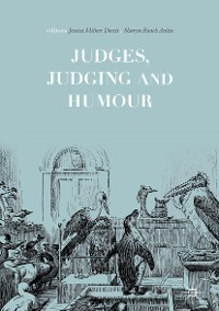 Cover Judges, Judging and Humour