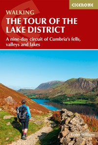 Cover Walking the Tour of the Lake District