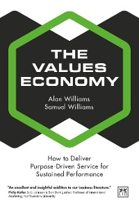 Cover The Values Economy