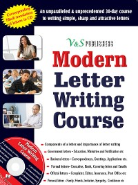 Cover Modern Letter Writing Course