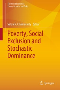 Cover Poverty, Social Exclusion and Stochastic Dominance