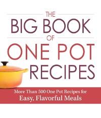 Cover Big Book of One Pot Recipes