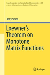 Cover Loewner's Theorem on Monotone Matrix Functions