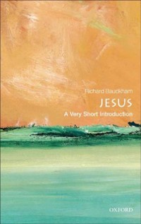 Cover Jesus: A Very Short Introduction