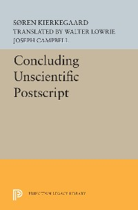 Cover Concluding Unscientific Postscript