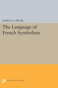 Cover The Language of French Symbolism