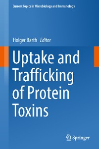 Cover Uptake and Trafficking of Protein Toxins