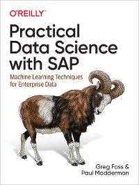 Cover Practical Data Science with SAP