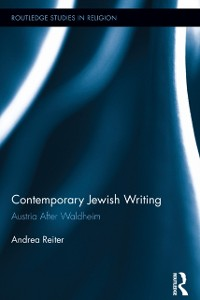 Cover Contemporary Jewish Writing