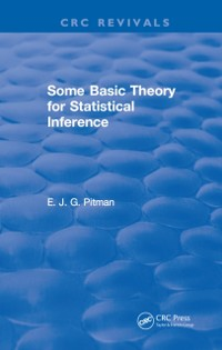 Cover Some Basic Theory for Statistical Inference