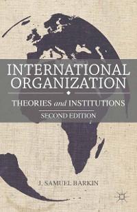 Cover International Organization