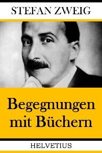 Cover Begegnungen mit Büchern