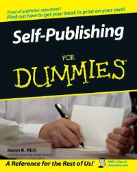 Cover Self-Publishing For Dummies