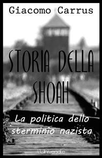 Cover Storia della Shoah