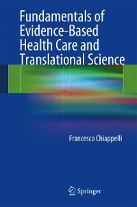 Cover Fundamentals of Evidence-Based Health Care and Translational Science