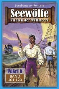 Cover Seewölfe Paket 6