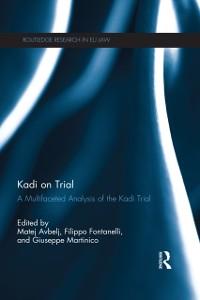 Cover Kadi on Trial