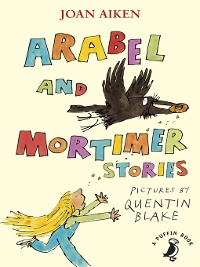 Cover Arabel and Mortimer Stories
