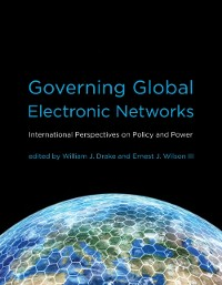 Cover Governing Global Electronic Networks