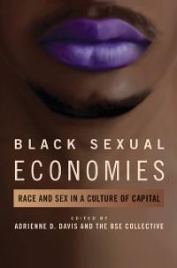 Cover Black Sexual Economies