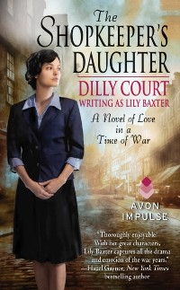 Cover Shopkeeper's Daughter