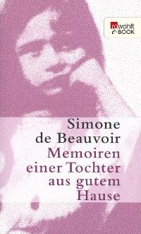 Cover Memoiren einer Tochter aus gutem Hause