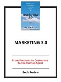 Cover Marketing 3.0