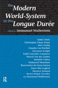 Cover Modern World-System in the Longue Duree