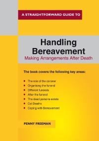 Cover Straightforward Guide To Handling Bereavement