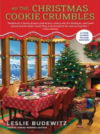 Cover As the Christmas Cookie Crumbles