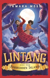 Cover Lintang and the Forbidden Island