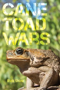 Cover Cane Toad Wars