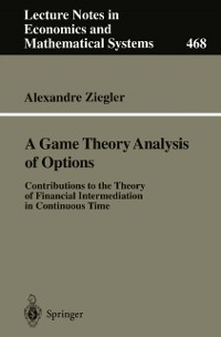 Cover Game Theory Analysis of Options