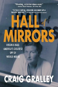 Cover Hall of Mirrors: Virginia Hall