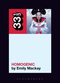Cover Bjork's Homogenic