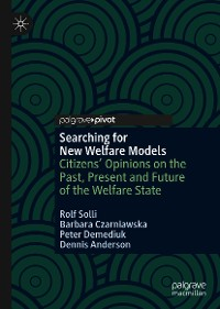 Cover Searching for New Welfare Models