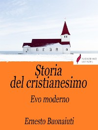 Cover Storia del Cristianesimo Vol.3