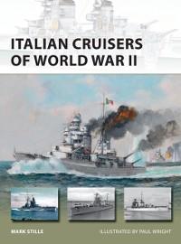 Cover Italian Cruisers of World War II