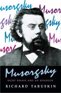 Cover Musorgsky