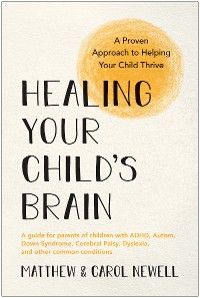 Cover Healing Your Child's Brain