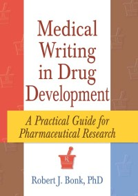 Cover Medical Writing in Drug Development