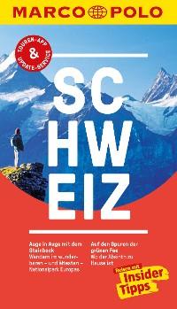 Cover MARCO POLO Reiseführer Schweiz