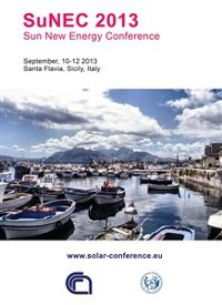 Cover SuNEC 2013 - Book of Abstracts