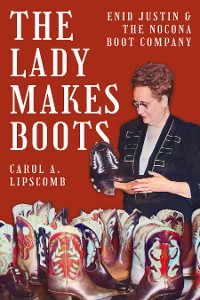 Cover The Lady Makes Boots